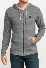 RVCA Super Marle Zip T-Shirt Hoodie