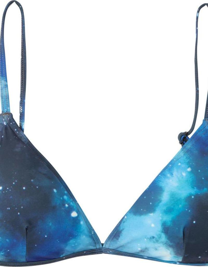 RVCA Michelle Blade Celestial Triangle Bikini Top