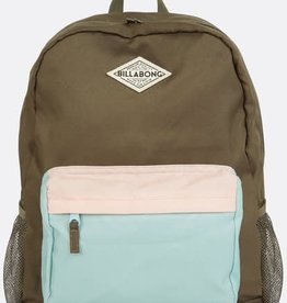 Billabong Billabong Schools Out Backpack Olive