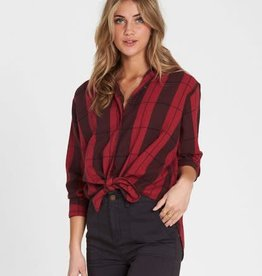 Billabong Billabong Cozy Down Shirt