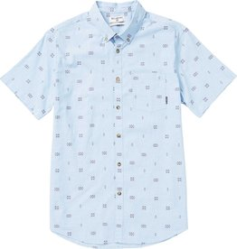 Billabong Billabong Sundays Mini Printed Short Sleeve Shirt