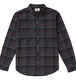 Billabong Billabong Coastline Plaid Flannel Shirt