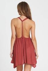 Billabong Billabong Twisted View T-Back Sun Dress