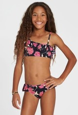 Billabong Billabong Girls Floral Dawn Bikini Set