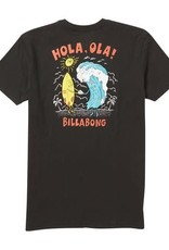 Billabong Billabong Boys Hola Ola Tee Shirt