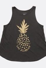 Billabong Billabong Girls Painterly Pineapple Tank