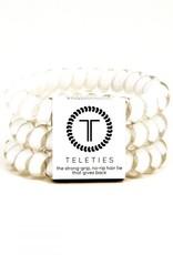 Teleties Teleties Coconut White 3 Pack Large