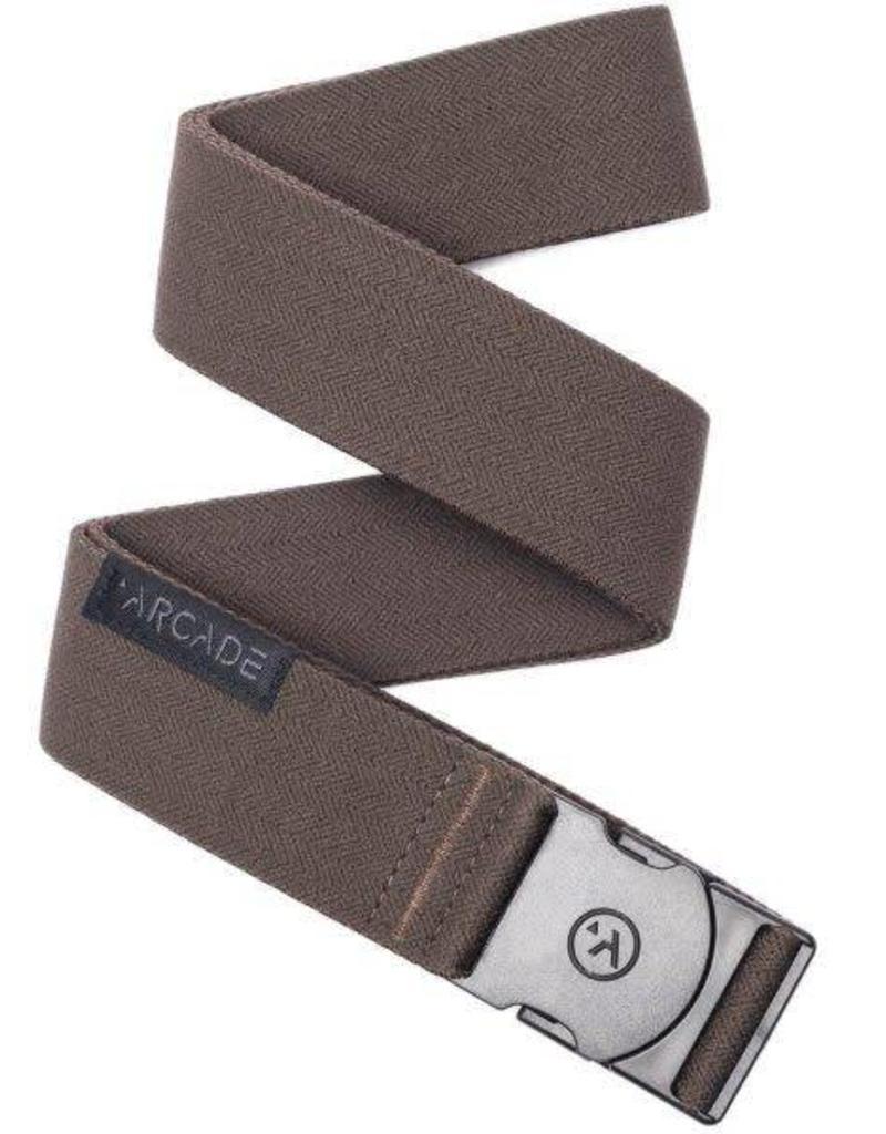 Arcade Ranger Belt - Medium Brown