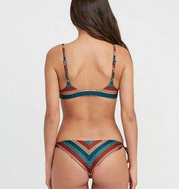 RVCA RVCA Frame Cheeky Bikini Bottom