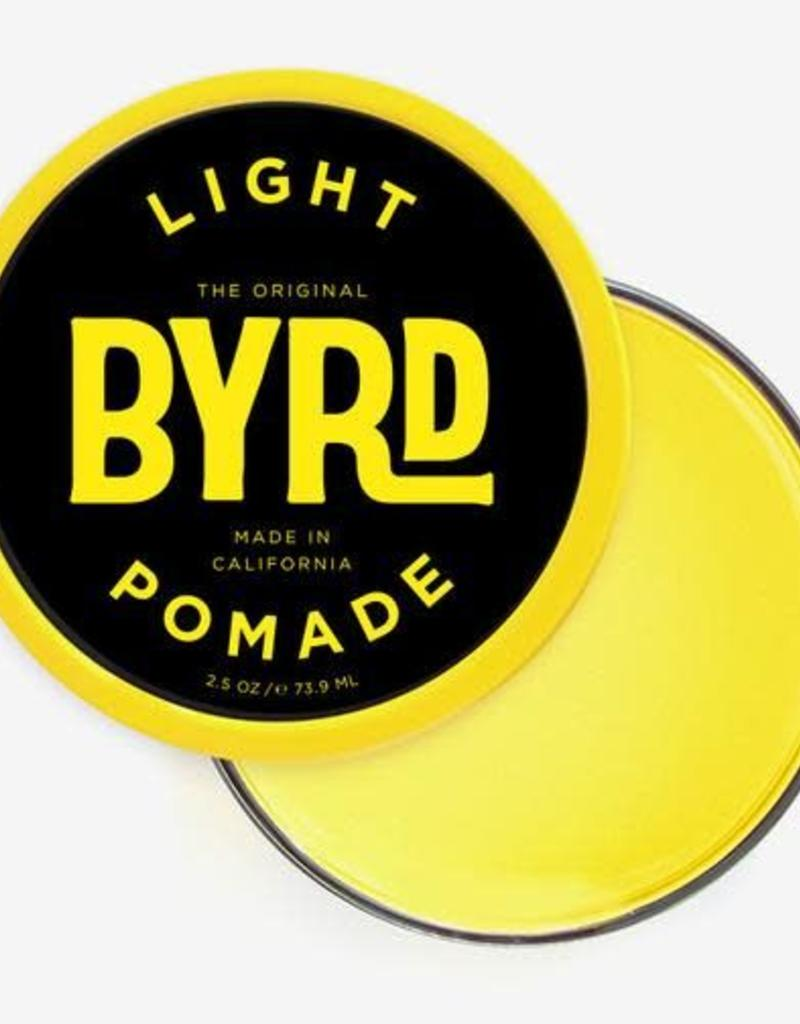 Byrd Byrd Light Pomade 3oz