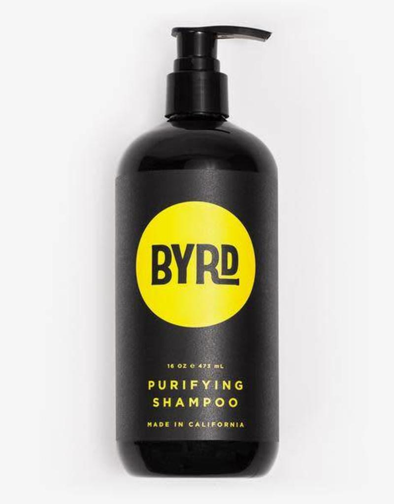 Byrd Byrd Purifying Shampoo 16oz