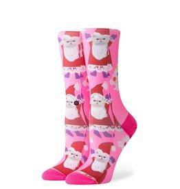 Stance Women's Santipaws Crew Socks