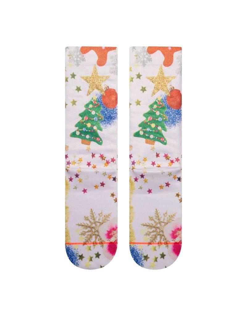Stance Mrs Paws Socks White M