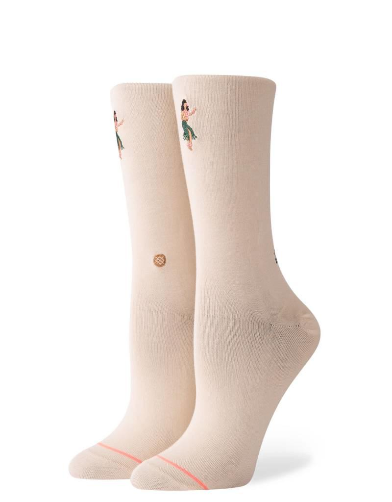 Stance Stance Leiday Socks Sand M