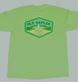 Old Naples Surf Shop ONSS Emerald Peak T-Shirt