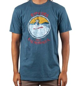 Rip Curl Rip Curl Frosty Hang Heather Tee