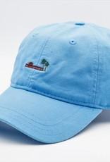 Old Naples Surf Shop ONSS Pier Dad Hat