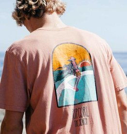 Rip Curl Rip Curl Dead Sled Heritage Tee
