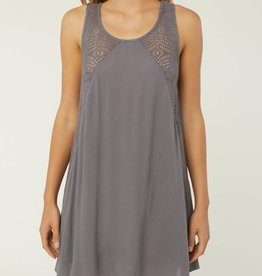 O'Neill O'Neill Salt Water Solids Tank Cover Up Dress