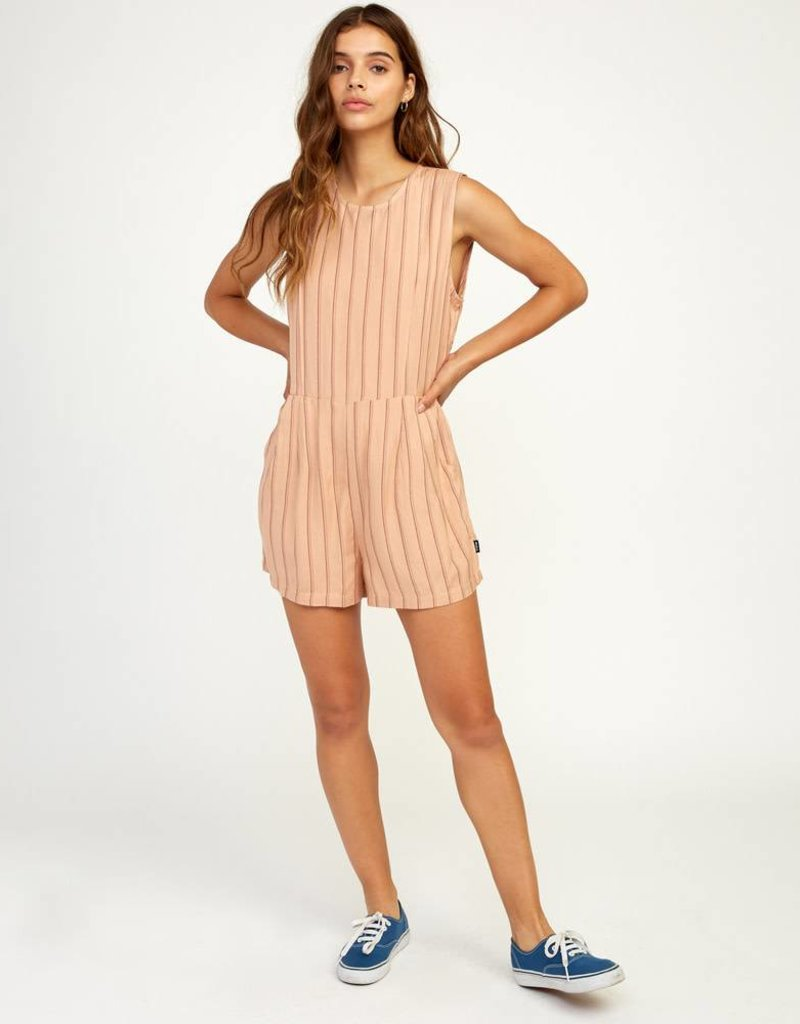 RVCA RVCA Tucked In Printed Romper