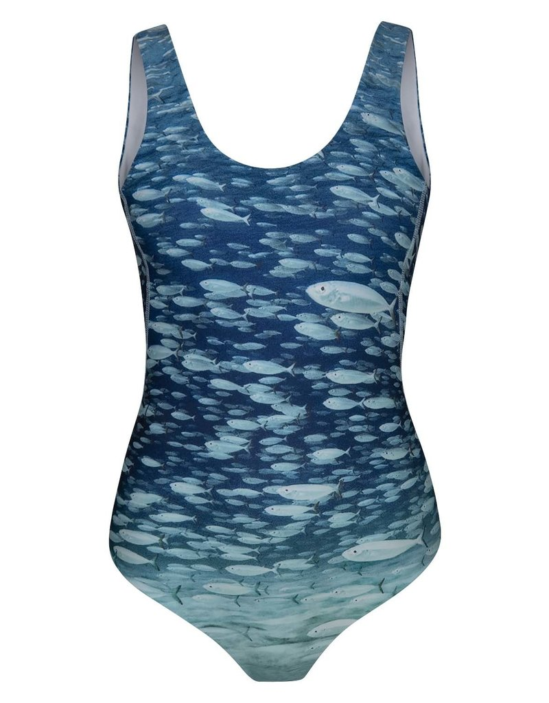 Hurley Hurley Quick Dry Back to School Bodysuit