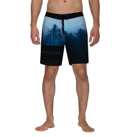 "Hurley Hurley Phantom Block Party Hideaway 18"" Boardshorts"
