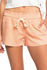 Roxy Roxy Oceanside Linen Beach Shorts