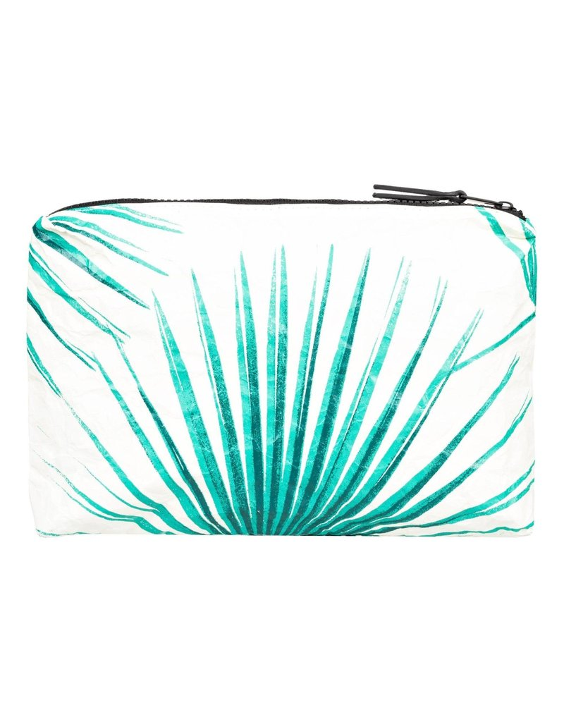 Roxy Roxy Seaside Love Reversible Zip-Up Pouch