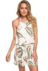 Roxy Roxy Favorite Song High Neck Strappy Romper