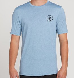 Volcom Volcom Lido Heather Short Sleeve Rashguard