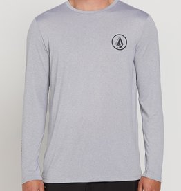 Volcom Volcom Lido Heather Long Sleeve Rashguard