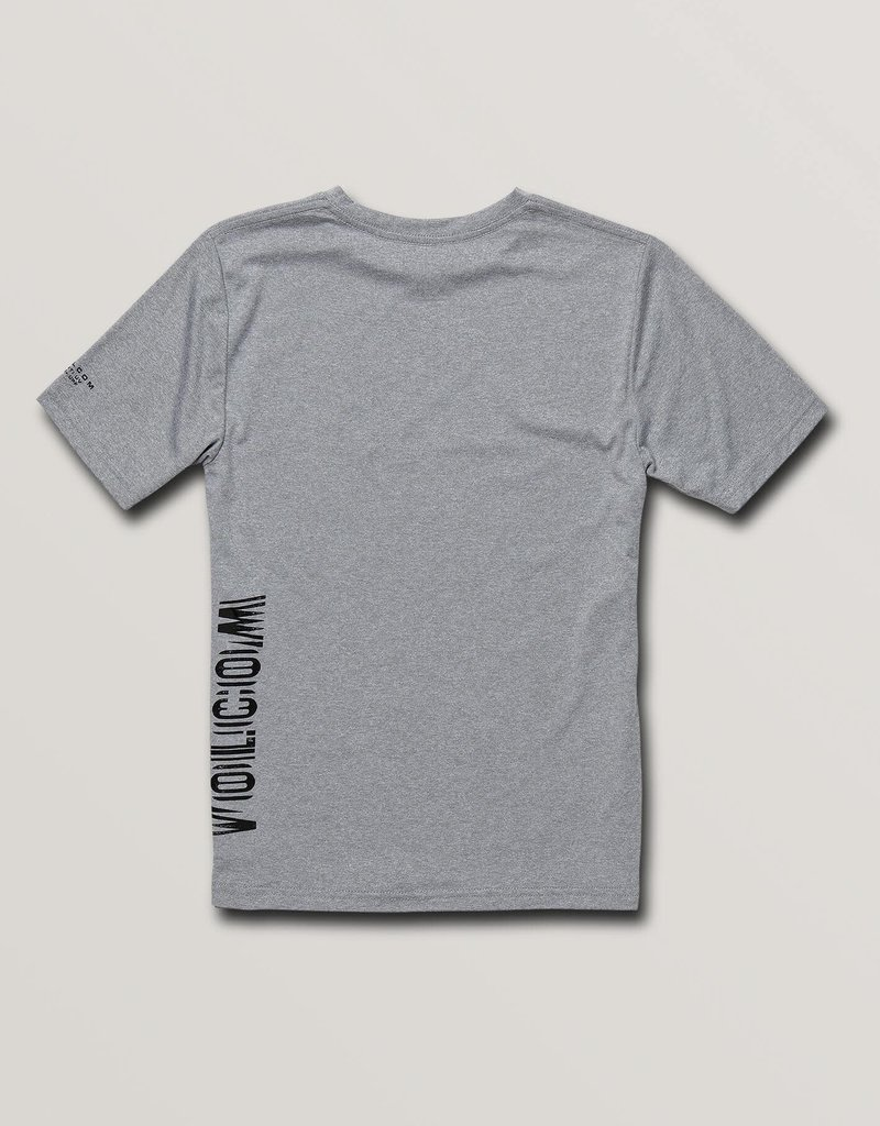 Volcom Volcom Boys Sounder Short Sleeve Rashguard