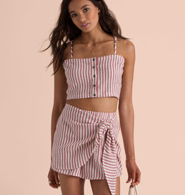 Billabong Billabong Straight To It Crop Top