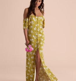 Billabong Billabong Shoulder Sway Maxi Dress