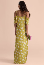 Billabong Billabong Shoulder Sway Maxi Dress