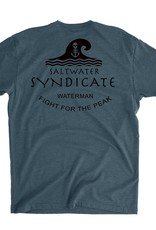 Saltwater Syndicate Saltwater Syndicate Fight for the Peak Tee