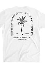 Saltwater Syndicate Saltwater Syndicate Skoconut Tee