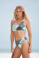 Roxy Roxy POP Surf Bra Bikini Top