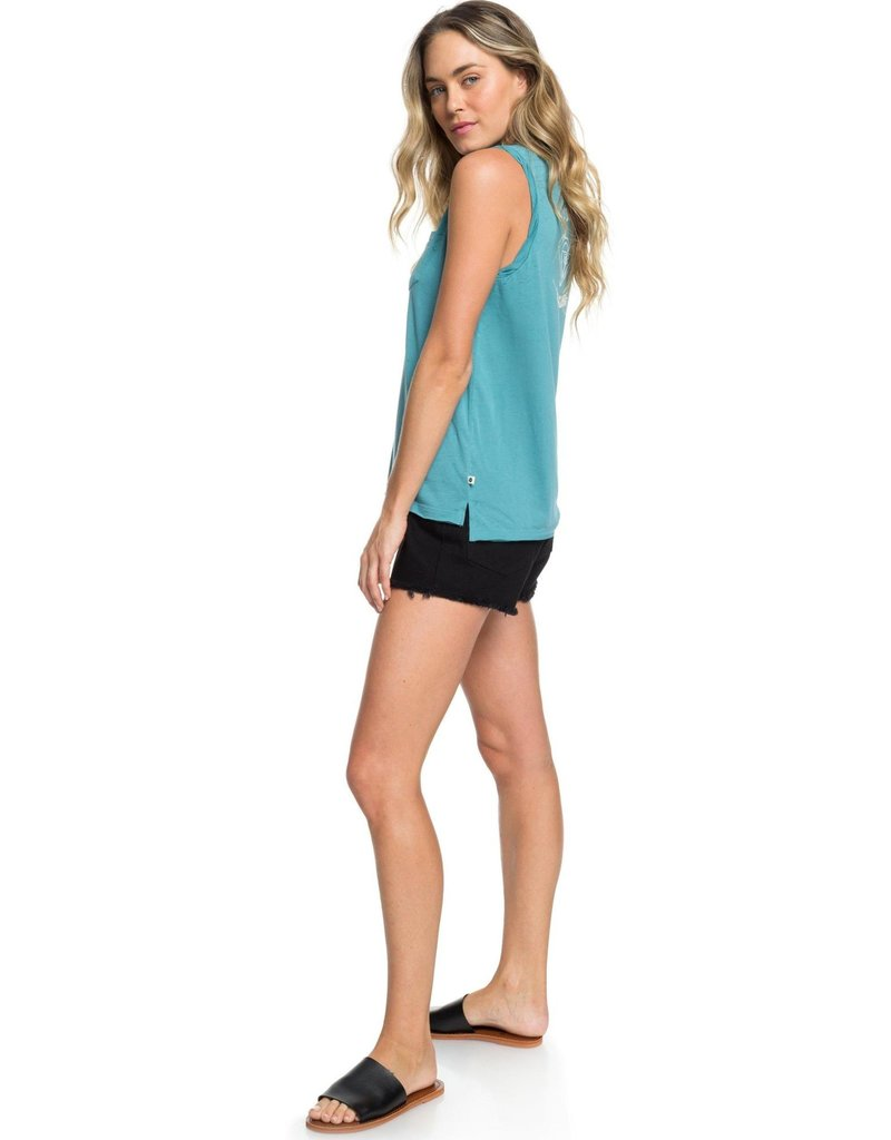 Roxy Roxy Time For Another Day B Sleeveless Tee