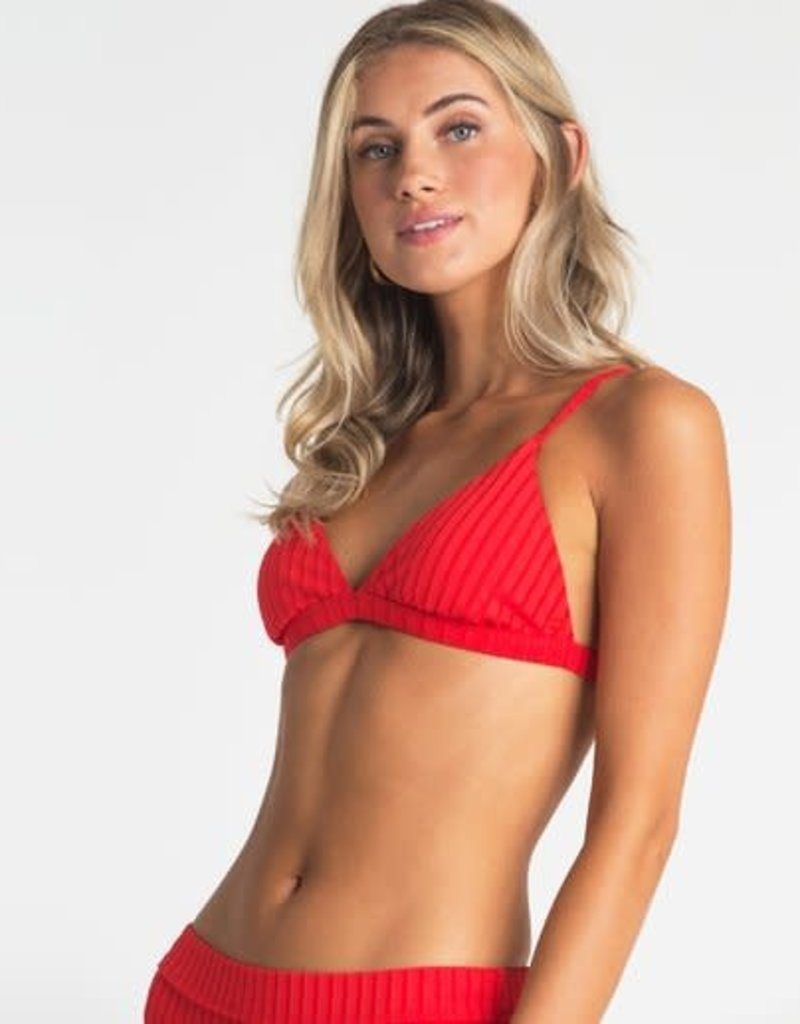 Billabong Billabong Sunny Rib Tri Bikini Top