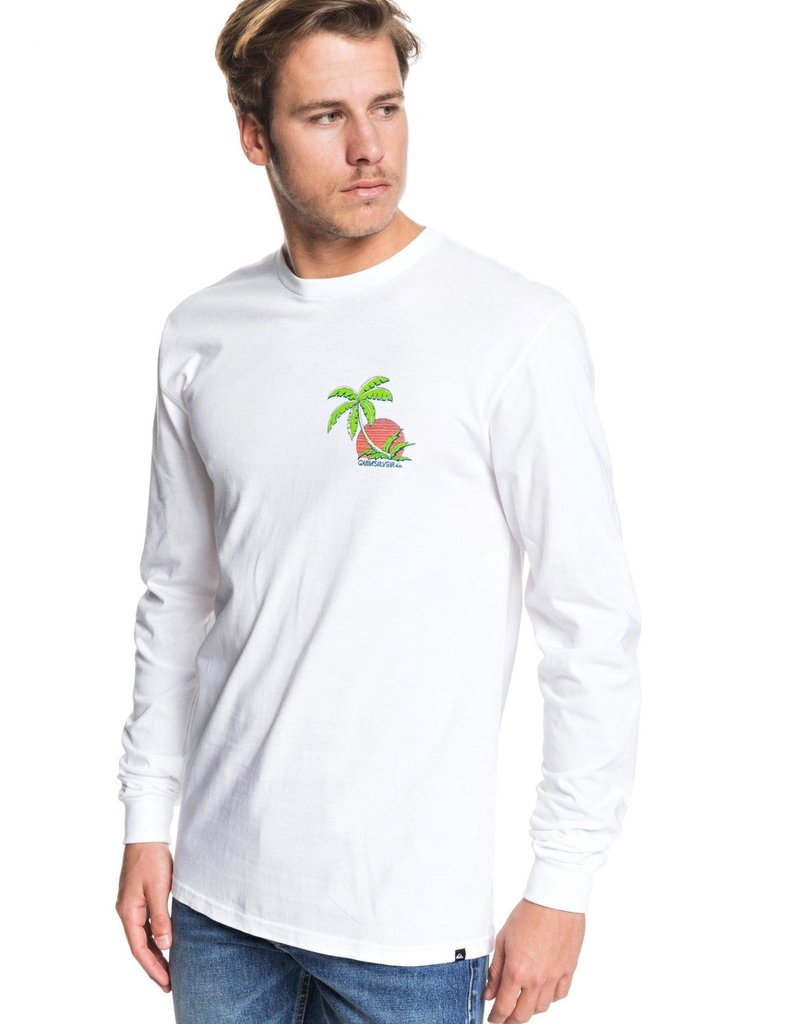 Quiksilver Quiksilver In The Jungle Long Sleeve Tee