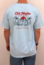 Old Naples Surf Shop ONSS Beach Van T-Shirt