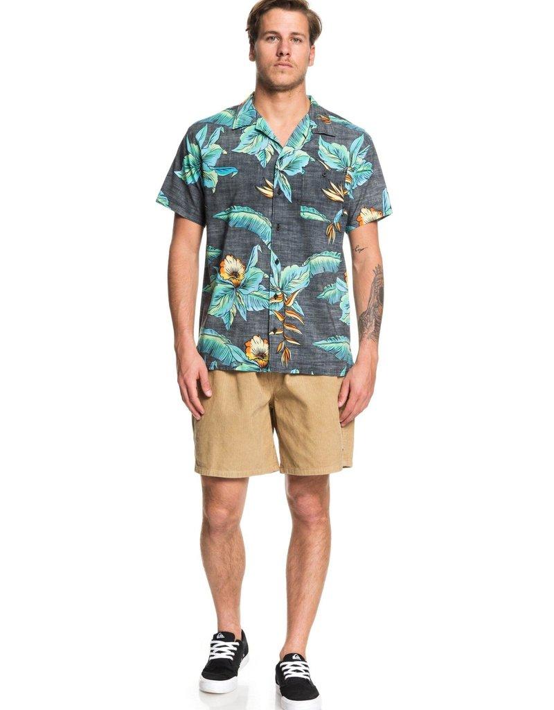 Quiksilver Quiksilver Millers Camp Short Sleeve Shirt