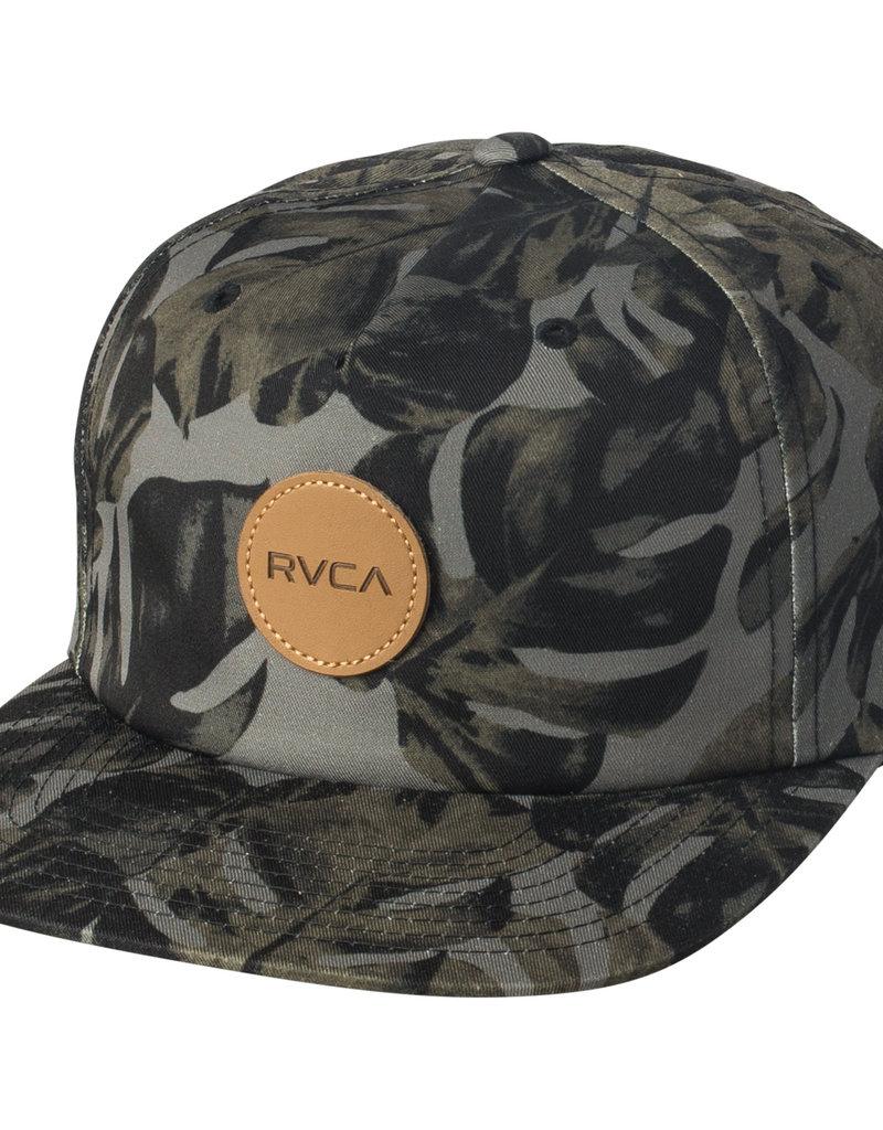 RVCA RVCA Leaves Strapback Hat