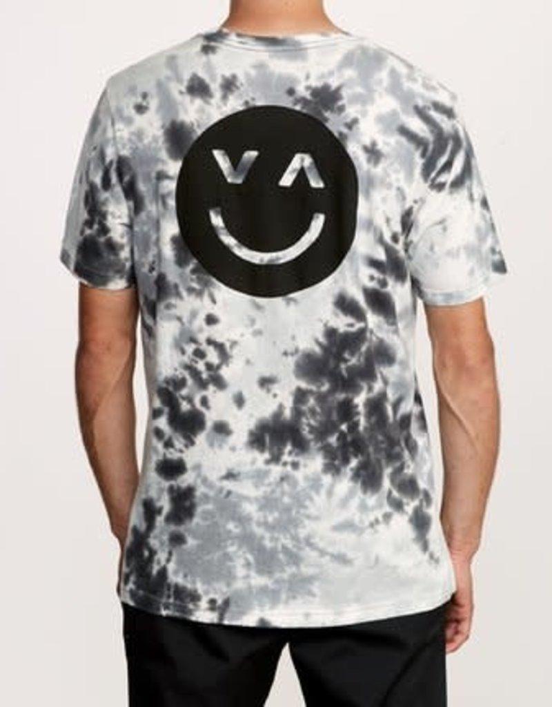 RVCA RVCA Happy Sad Tie Dye T-Shirt