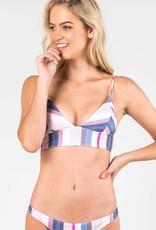 Rusty Rusty Melody Triangle Bikini Top