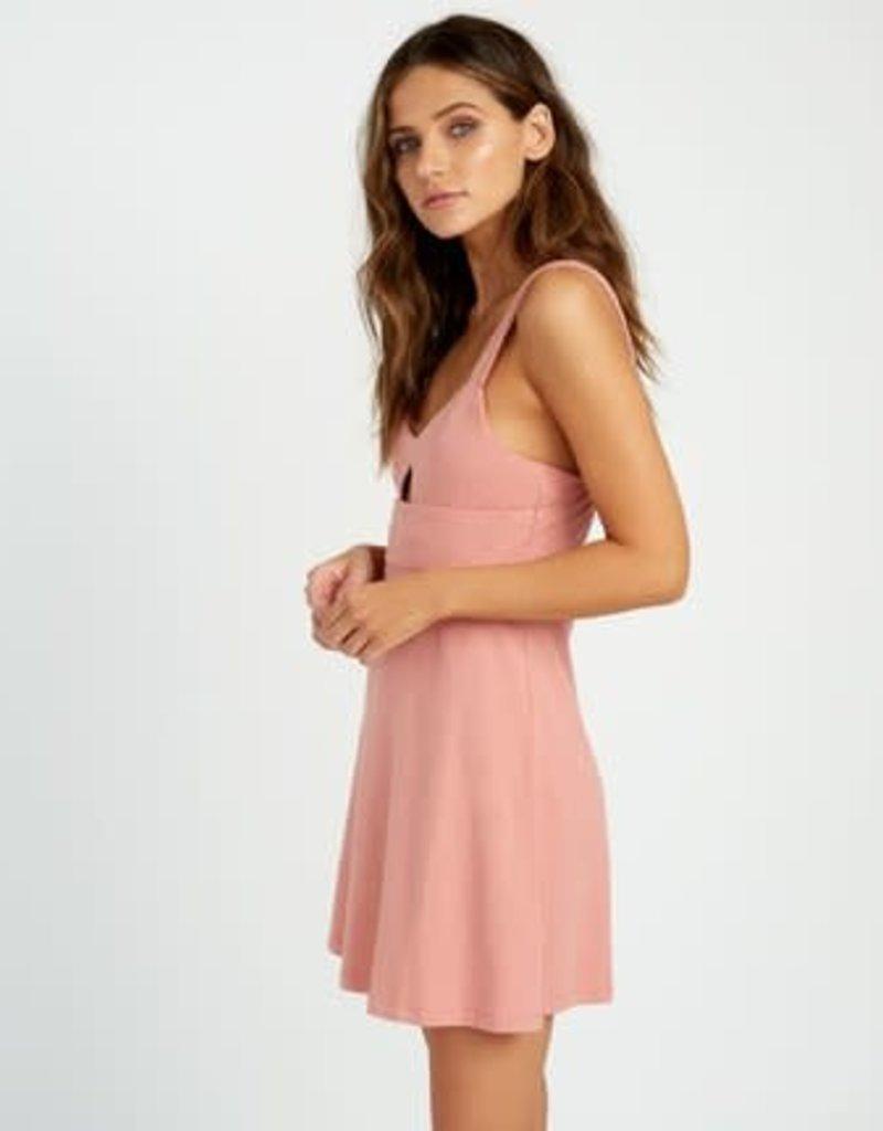 RVCA RVCA All Talk Knit Dress