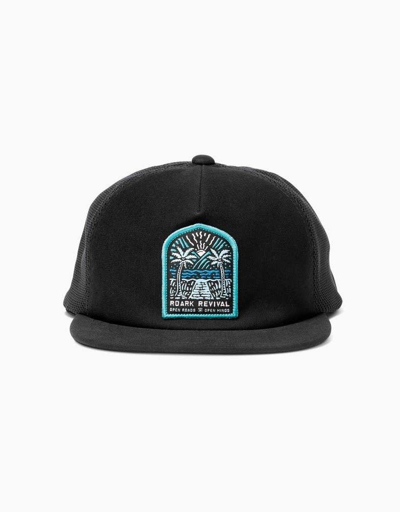 Roark Roark Palm Eyes Trucker Hat