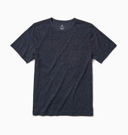 Roark Roark Well Worn Print Short Sleeve Knit Tee