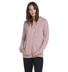 Volcom Volcom Lived In Lounge Zip Fleece Hoodie